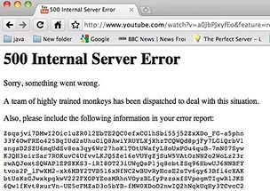 Ошибка сервера 500