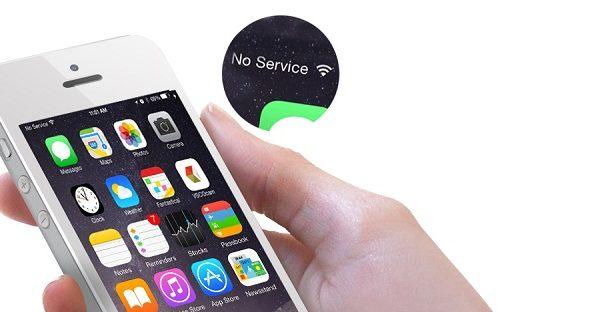 Айфон плохо ловит сеть - что можно сделать?