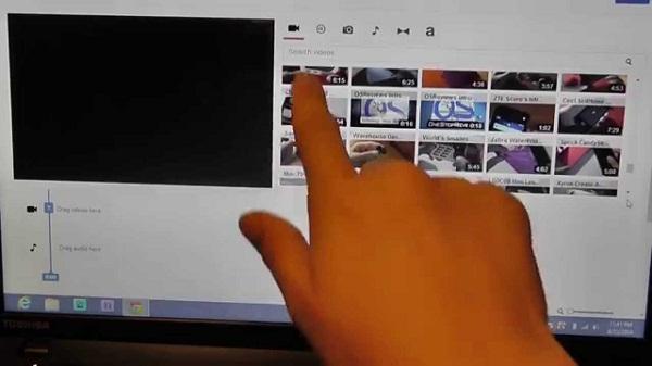 Лучший видеоредактор в режиме онлайн Youtube video editor
