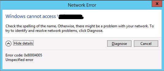 Код ошибки 0х80004005 в Windows 7 и 10: как исправить