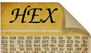 Популярные редакторы HEX файлов онлайн