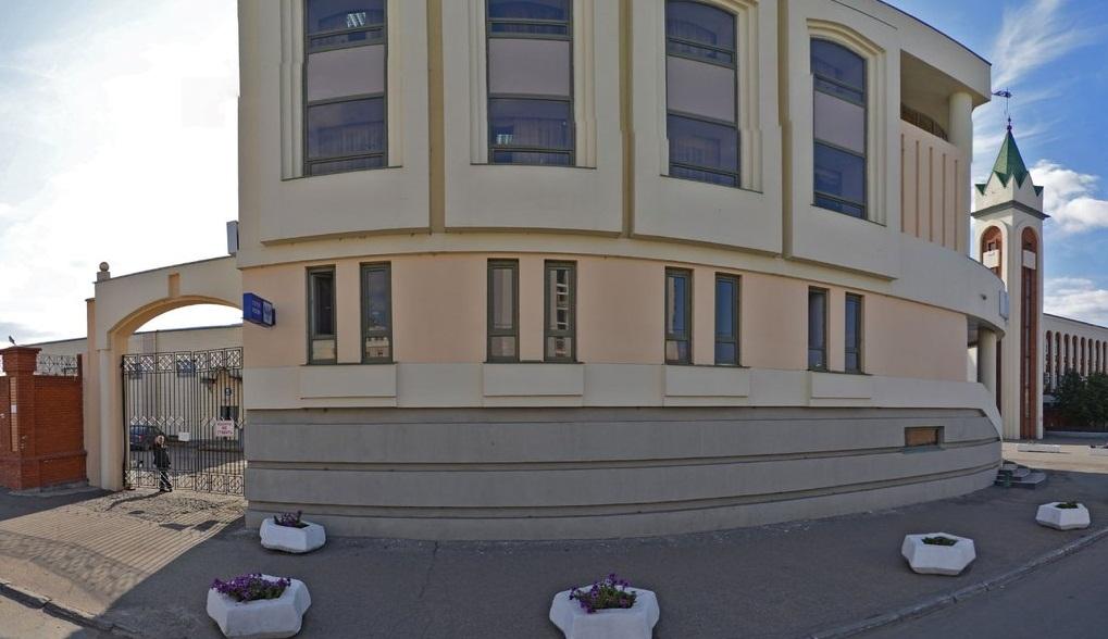 На фото изображен Казанский ЛПЦ ММПО Цех 1