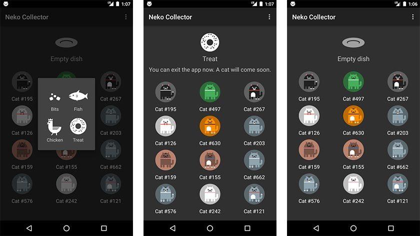 Neko Collector приложение