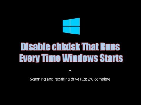 Scanning and repairing drive: завис Windows 10, что можно сделать?