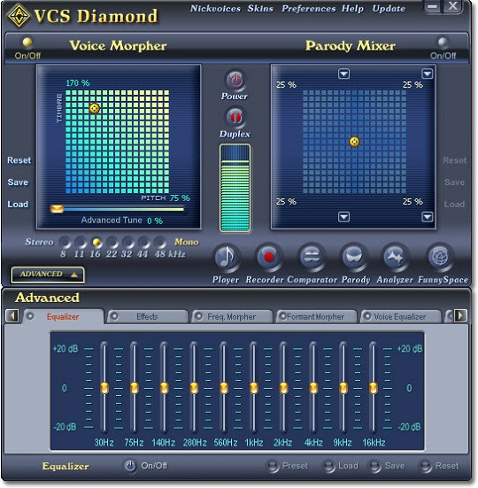 AV Voice Changer Diamond